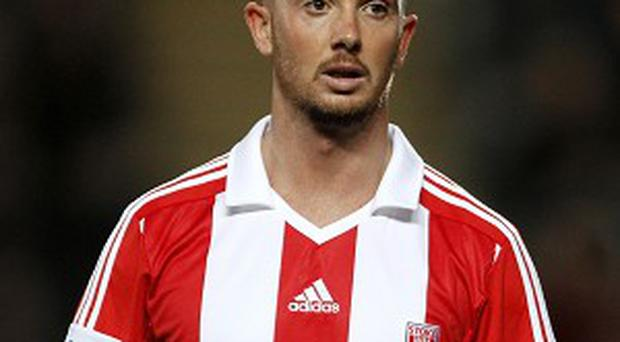 Stephen Ireland will not face his former club this weekend.