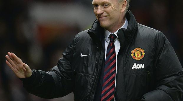 David Moyes is on a scouting mission