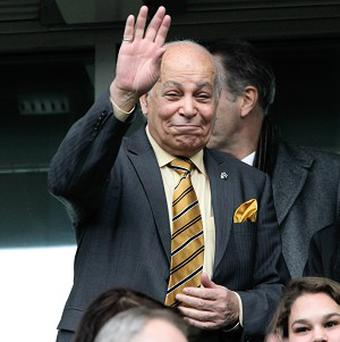 Assem Allam could wave goodbye to Hull City