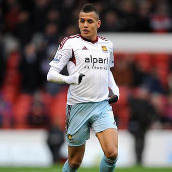 Fulham are chasing West Ham's Ravel Morrison
