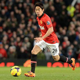 Shinji Kagawa is still finding his feet in the Premier League