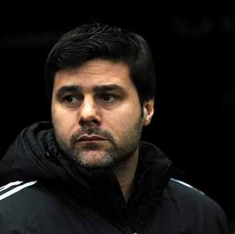 Mauricio Pochettino, pictured, has stated that he would leave if Nicola Cortese left the club