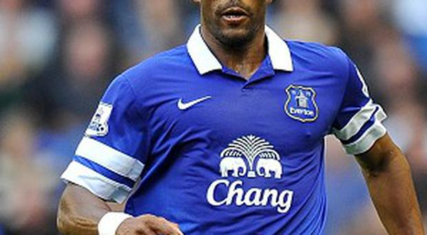 Sylvain Distin is closing in on a return to action