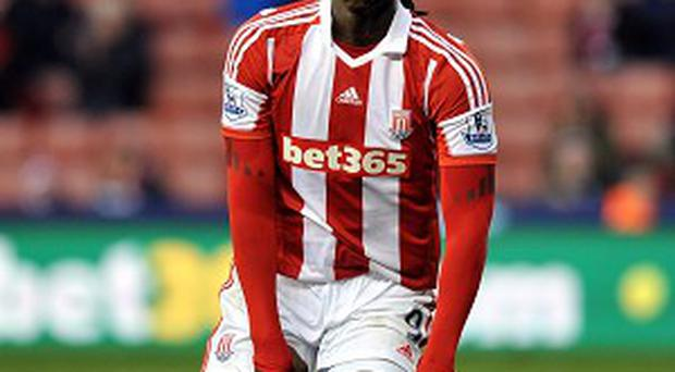 Kenwyne Jones has been linked with a move to Everton