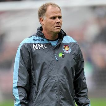 Neil McDonald revealed the mood at West Ham is positive