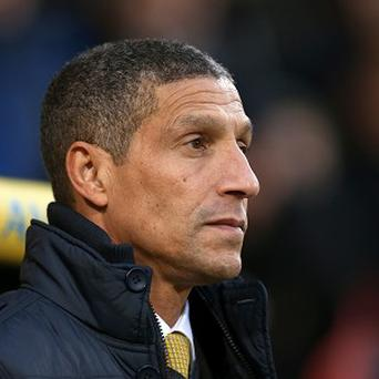 Chris Hughton's Norwich could come up against a new-look Hull front line