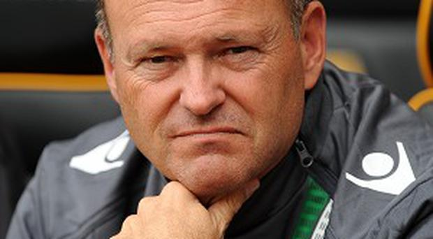 Pepe Mel's first game will be against Everton on Monday