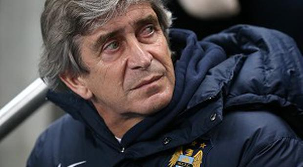 Manuel Pellegrini's side are on the verge of scoring 100 goals for the season