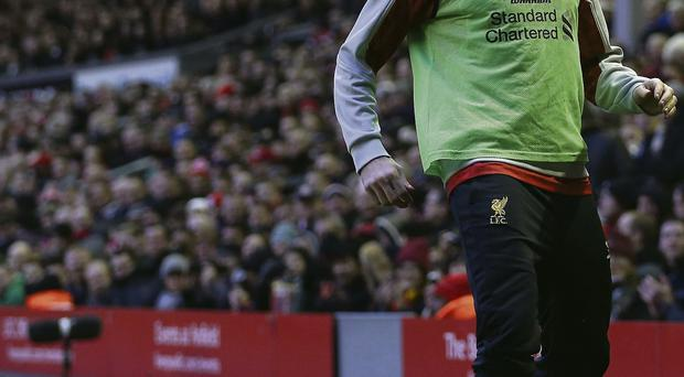Brendan Rodgers wants to make Steven Gerrard a permanent anchor in front of the Liverpool defence GETTY
