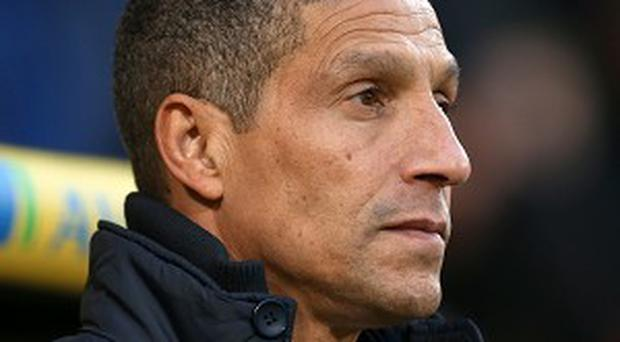 Chris Hughton's side claimed their first home win since November