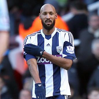 Nicholas Anelka's gesture could earn him a five-game ban