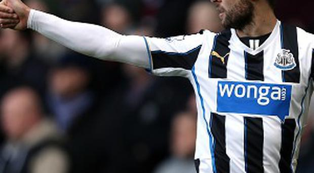 Newcastle United's Yohan Cabaye has been heavily linked with PSG