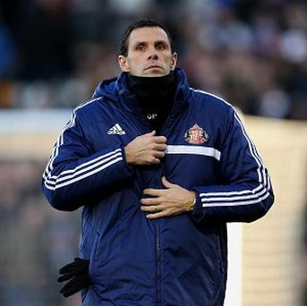 Gus Poyet has moved to strengthen his defensive resources in the January transfer window