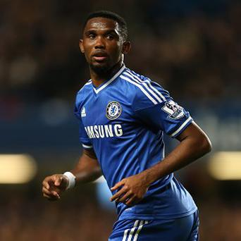 Chelsea's Samuel Eto'o has been linked with a return to Real Mallorca