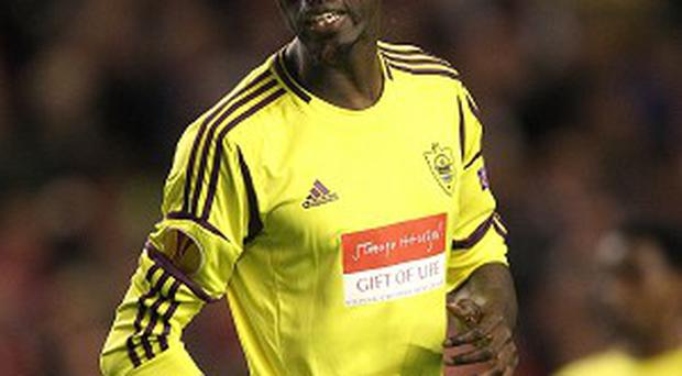 Lacina Traore only moved to Monaco from Anzhi Makhachkala earlier in the transfer window