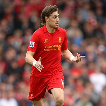 Liverpool's Sebastian Coates looks set to leave on loan