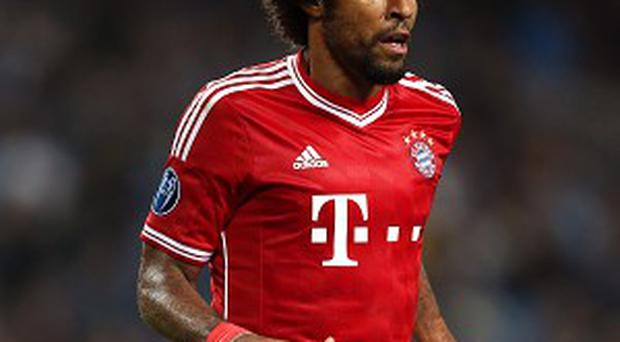 Dante has been linked with a switch to Old Trafford this month
