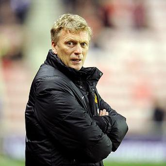 David Moyes has vowed not to compromise the club's standards