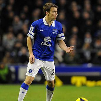 Seamus Coleman has been sidelined by a hamstring problem