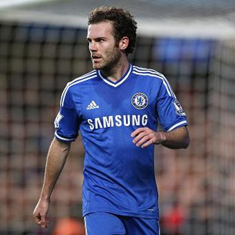 Juan Mata is playing the waiting game but deal expected to be concluded this weekend