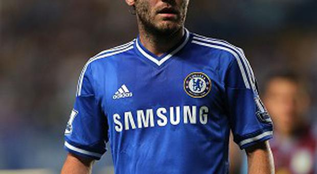 Arsenal boss Arsene Wenger is surprised Chelsea could sell Juan Mata, pictured, to Manchester United