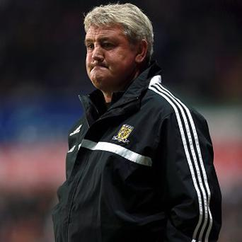 FA chairman Greg Dyke thinks Steve Bruce, pictured, could have a say on the club's controversial rebranding plans