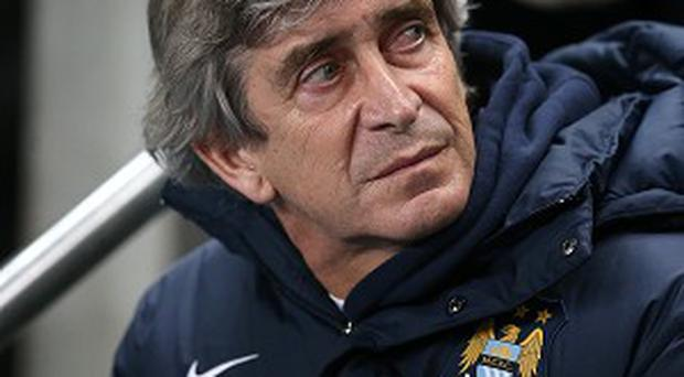 Manuel Pellegrini, pictured, says Juan Mata is a 'very good player'