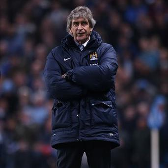 Manuel Pellegrini's side have been heavily tipped to lift the Premier League title in May