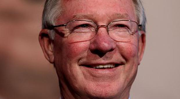 Sir Alex Ferguson believes Manchester United will improve in the latter stages of the season
