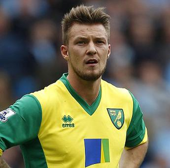 Norwich midfielder Anthony Pilkington could be leaving Carrow Road