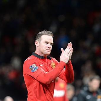 Wayne Rooney's contract is set to expire at the end of next season