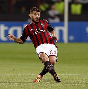 Antonio Nocerino has joined West Ham on loan