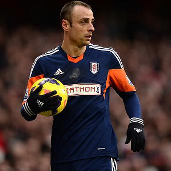 Dimitar Berbatov is not expected to leave Fulham this month