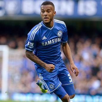 Ryan Bertrand was getting worried about a lack of opportunities at Chelsea