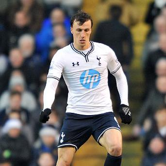 Tim Sherwood expects a top performance from Vlad Chiriches, pictured.