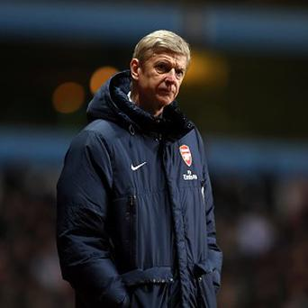 Arsene Wenger didn't think Arsenal were at their best