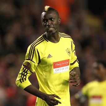 Lacina Traore praised Everton's style of play