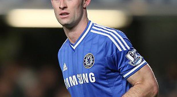 Gary Cahill is looking forward to facing Manchester City