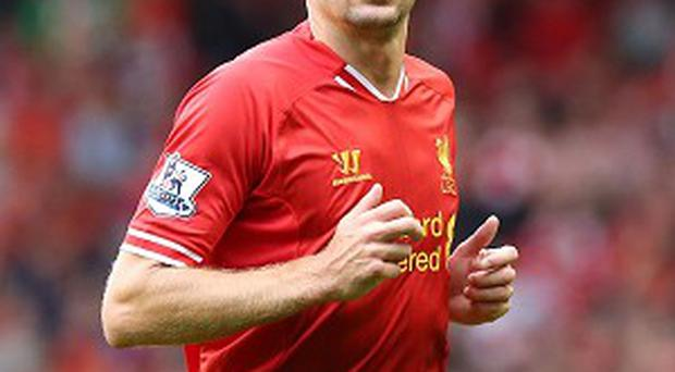 Steven Gerrard produced an impressive display in the win over Everton