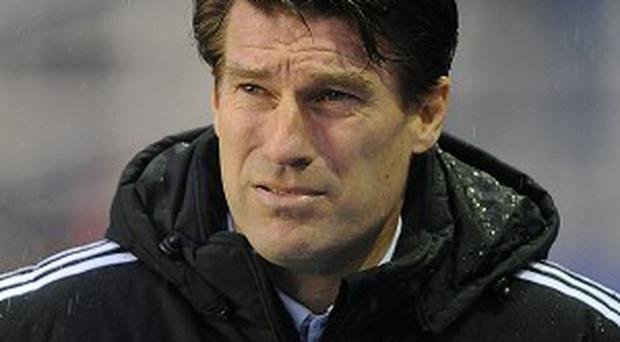 Michael Laudrup's Swans ended a long winless run against Fulham in midweek