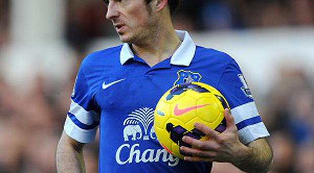 Leighton Baines has been talking about his decision to commit his future to Everton
