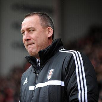 Rene Meulensteen knows it will be difficult to steer Fulham to safety