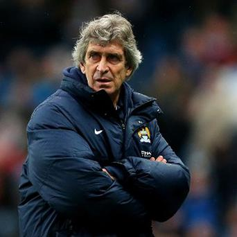Manuel Pellegrini knows Chelsea will not be worried about City's formidable home form