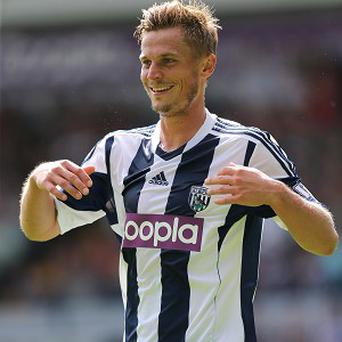 Markus Rosenberg has left West Brom