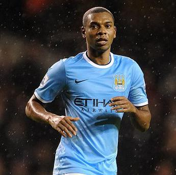 Fernandinho is targeting a World Cup place