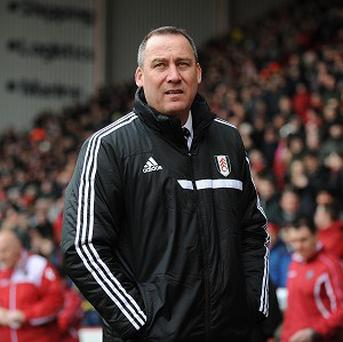 Rene Meulensteen's Fulham are currently bottom of the Barclays Premier League