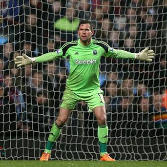 Ben Foster spent four months on the sidelines with a foot problem