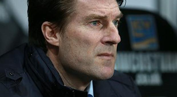 Michael Laudrup's relationship with the club had reportedly been strained since a disagreement last summer