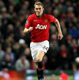 Darren Fletcher made his first appearance in almost a year just before Christmas