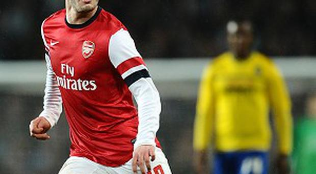 Jack Wilshere is currently injured